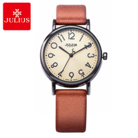 Hot Sale Women S Fashion Casual Antique Quartz Wrist Watch Female Simple Leather Lovely Good Watches