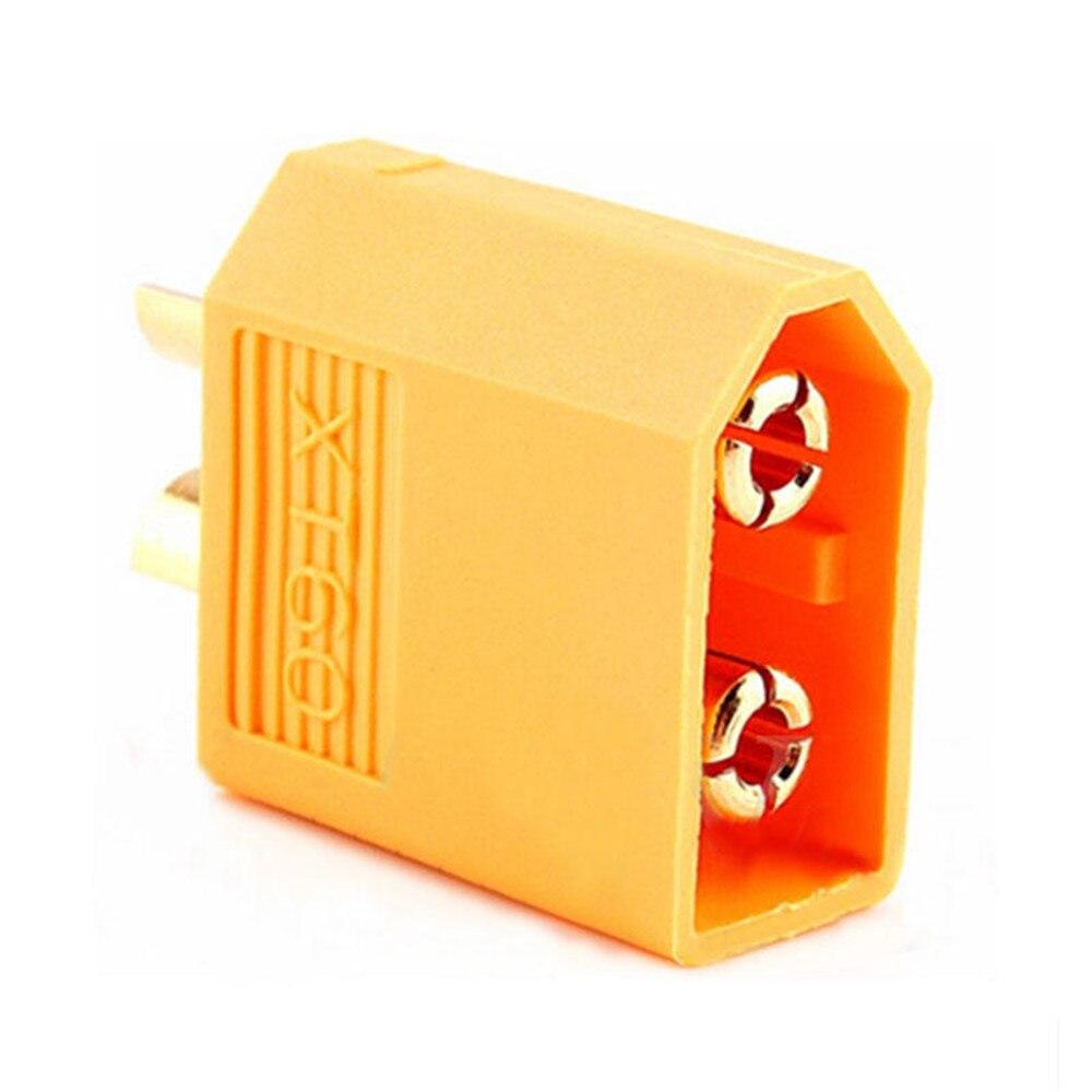 Image 4 - Parts & Accs 5 pair XT60 connector Male Female Golden Nylon 200  Temperature Balance car battery connector, Drone accessories-in Parts & Accessories from Toys & Hobbies