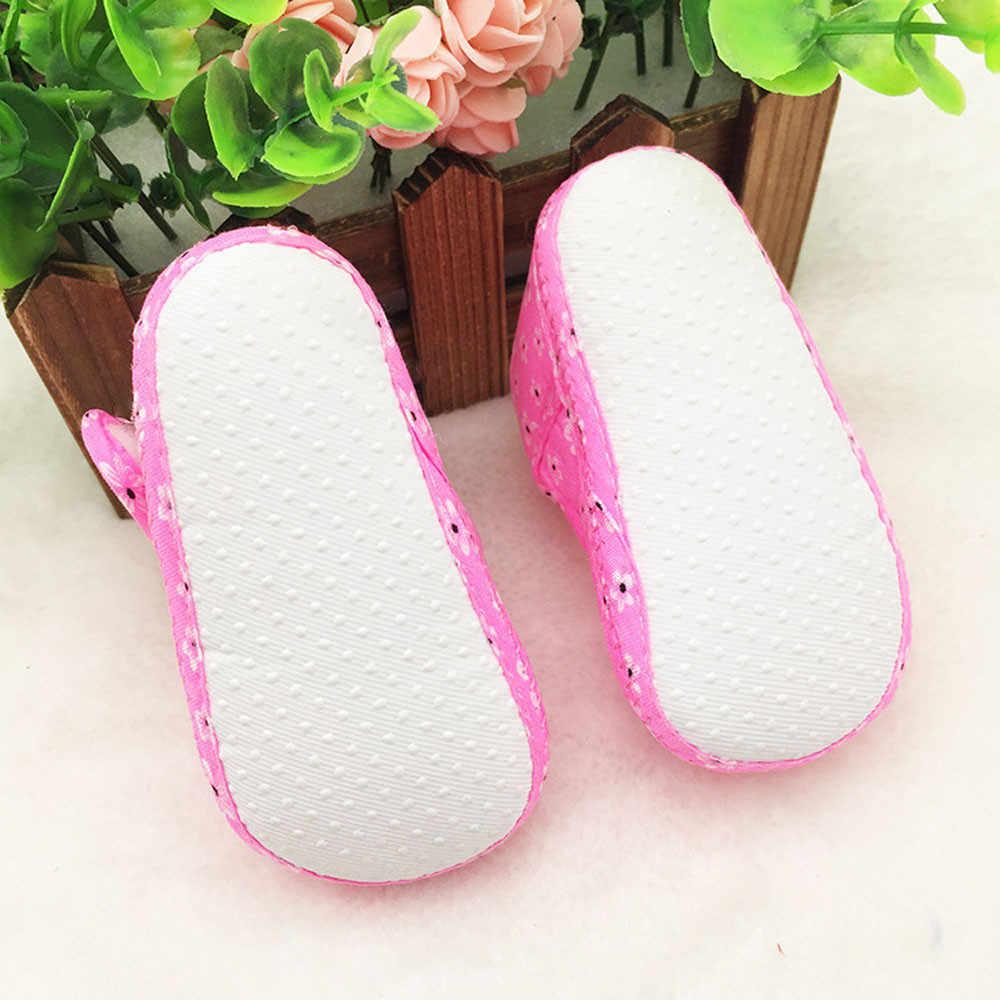 Śliczne dziecięce buty nowonarodzone buciki 2018 wiosenne trampki maluch obuwie dziecięce dla dzieci antypoślizgowe buty Prewalker szopka buty