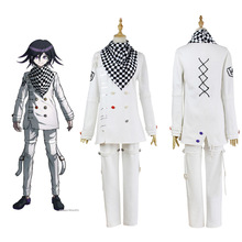 Anime Danganronpa V3 Ouma kokichi Cosplay Costume Japanese Game School Uniform Suit Outfit