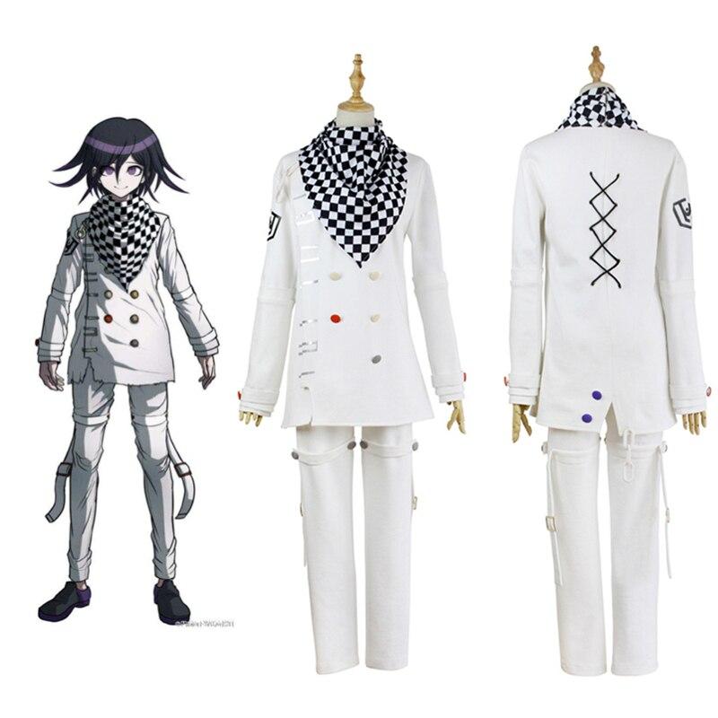 Achat Anime Danganronpa V3 Ouma Kokichi Cosplay Costume
