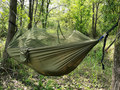 free shipping hot sale outdoor with Mosquito Net Hammock Travel camping parachute cloth swing chair Max 200KG 2 people hammock