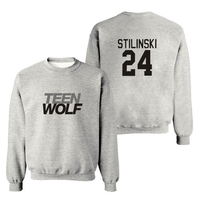Stilinski Lacrosse Sweatshirt