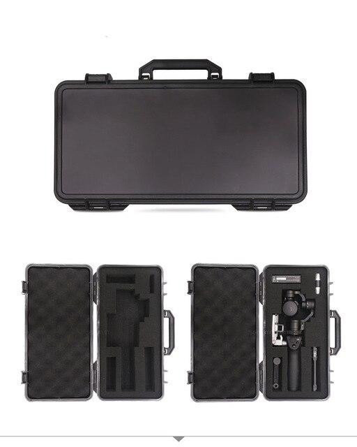Brushless waterproof Carring Gimbal Case for DJI OSMO 2 Zhiyun Smooth 4 Q FeiYu Tech G6
