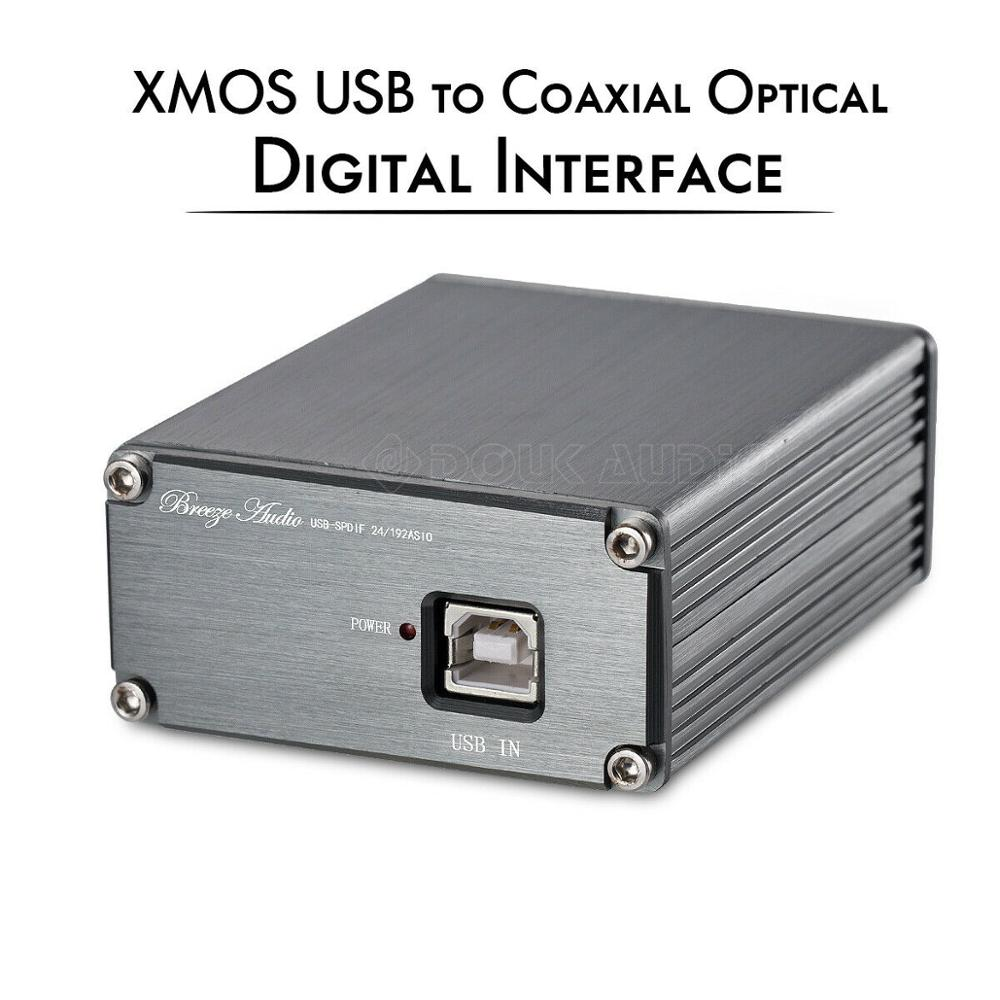 Nobsound  XMOS U8 Async USB to Coaxial Optical Digital Interface I2S PCM/DSD 0.1PPM TCXONobsound  XMOS U8 Async USB to Coaxial Optical Digital Interface I2S PCM/DSD 0.1PPM TCXO