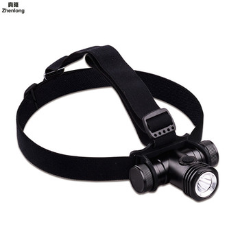 Rechargeable LED Headlamp Headlight Kepala Cahaya Lampu Torch Lantern Daya Tahan Hujan Senter Berkemah Di Luar Ruangan 18650 Baterai