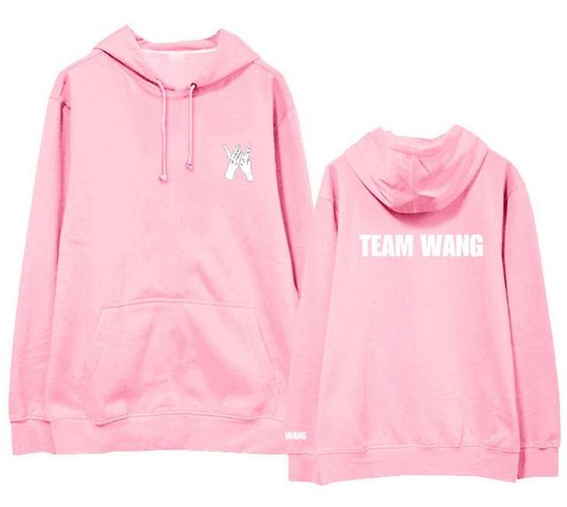 GOT7 Team Wang Hoodies