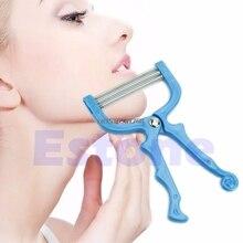 1Pc Safe Handheld Face Facial Hair Removal Threading Beauty Epilator Epi Roller #Y05# #C05#