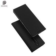 DUX DUCIS флип-чехол для телефона из искусственной кожи для sony Xperia 1 10 чехол-кошелек для sony Xperia 1 10 Plus Xperia1 10 Plus Coque Etui
