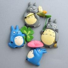 (4 pieces / lot)Miyazaki Anime My Neighbor Totoro fridge