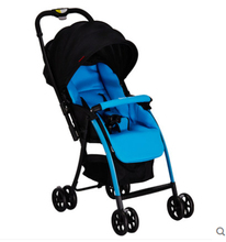 Beau Tech Baby Stroller Baby Car Light Two way Folding Baby Stroller Car Umbrella with Sock
