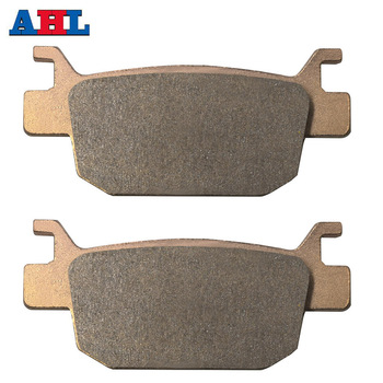For HONDA FES125 NSS125 SH125i FES150 SH150i NSS250 NSS300 SH300i A7 A9 AA D 7 9 ABS Forza Copper Based Sintered Rear Brake Pads image