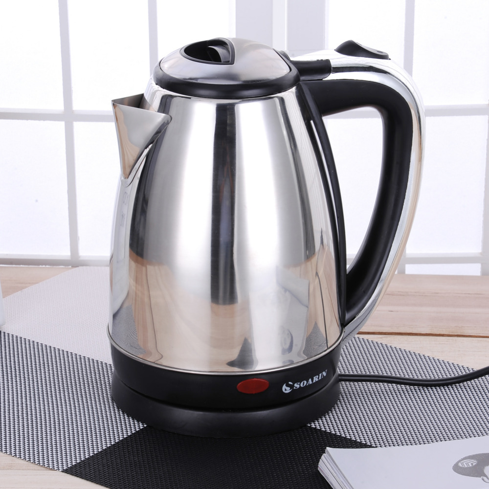 2 0L 2000w Rapid boiling electric kettle Thermos Water Kettles Rapid boiling electric kettle Thermos Water