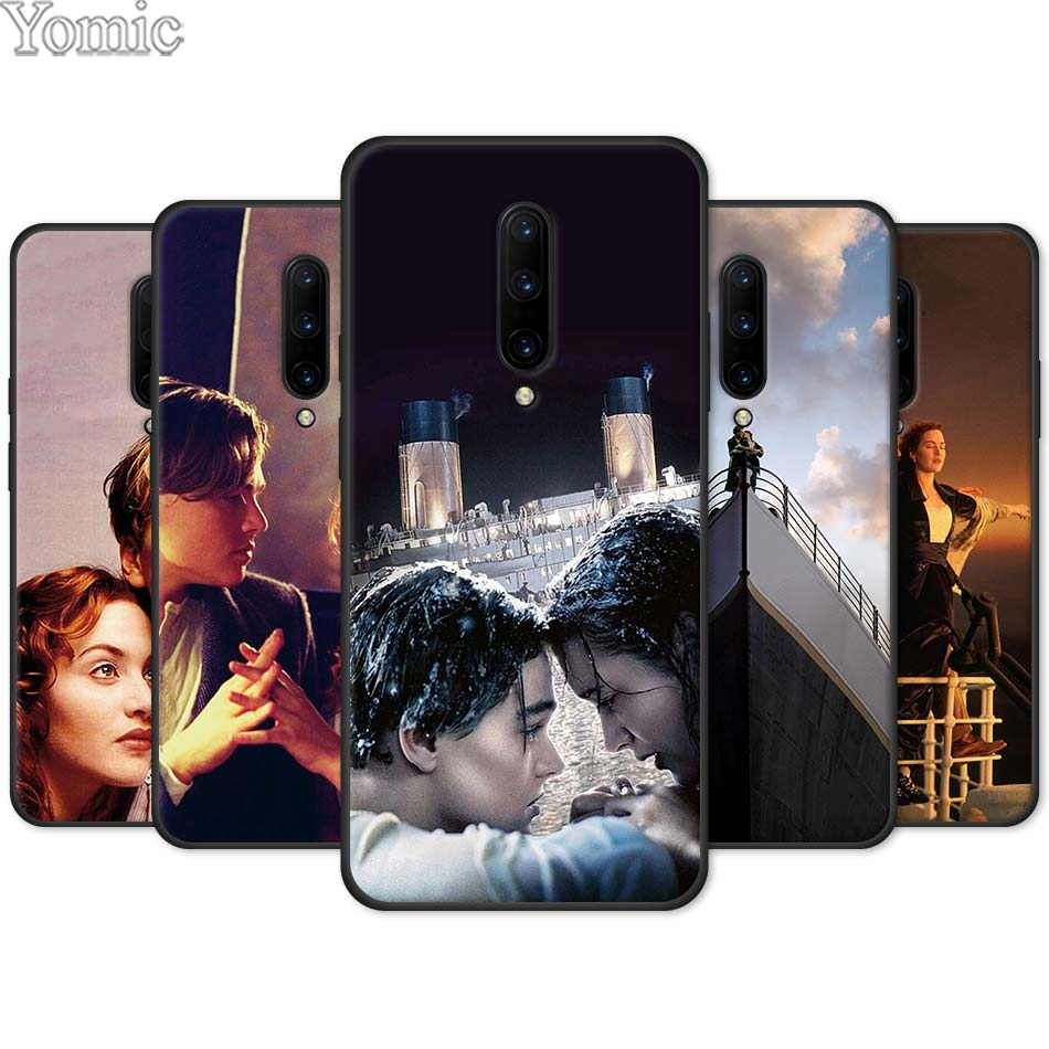 Film Titanic Soft Cover Shell for font b Oneplus b font font b 7 b font