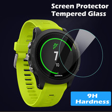 Screen Protector Tempered Glass For garmin watch fenix forerunner vivoactive instinct vivomove(China)