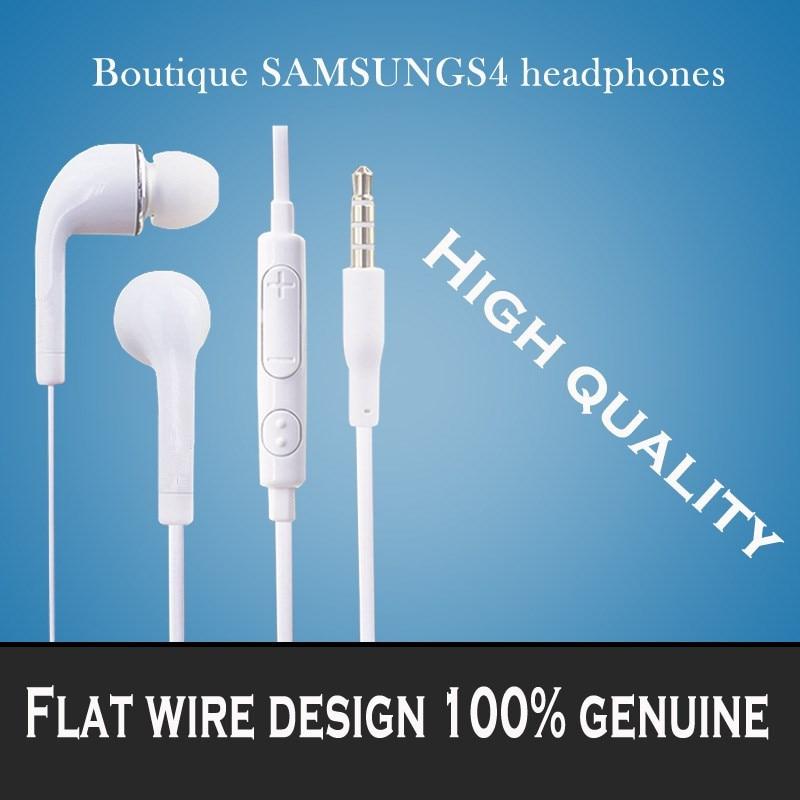 Neue Beste Preis Qualität Kopfhörer 3,5 Mm In-ohr Bass Sound Kopfhörer Headsets Kopfhörer Stereo Mic Für Samsung Galxy Freies Verschiffen 100% Hochwertige Materialien