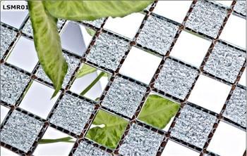 Badkamer Kast Spiegel : Grote verkoop shining spiegel glas muursticker voor keuken
