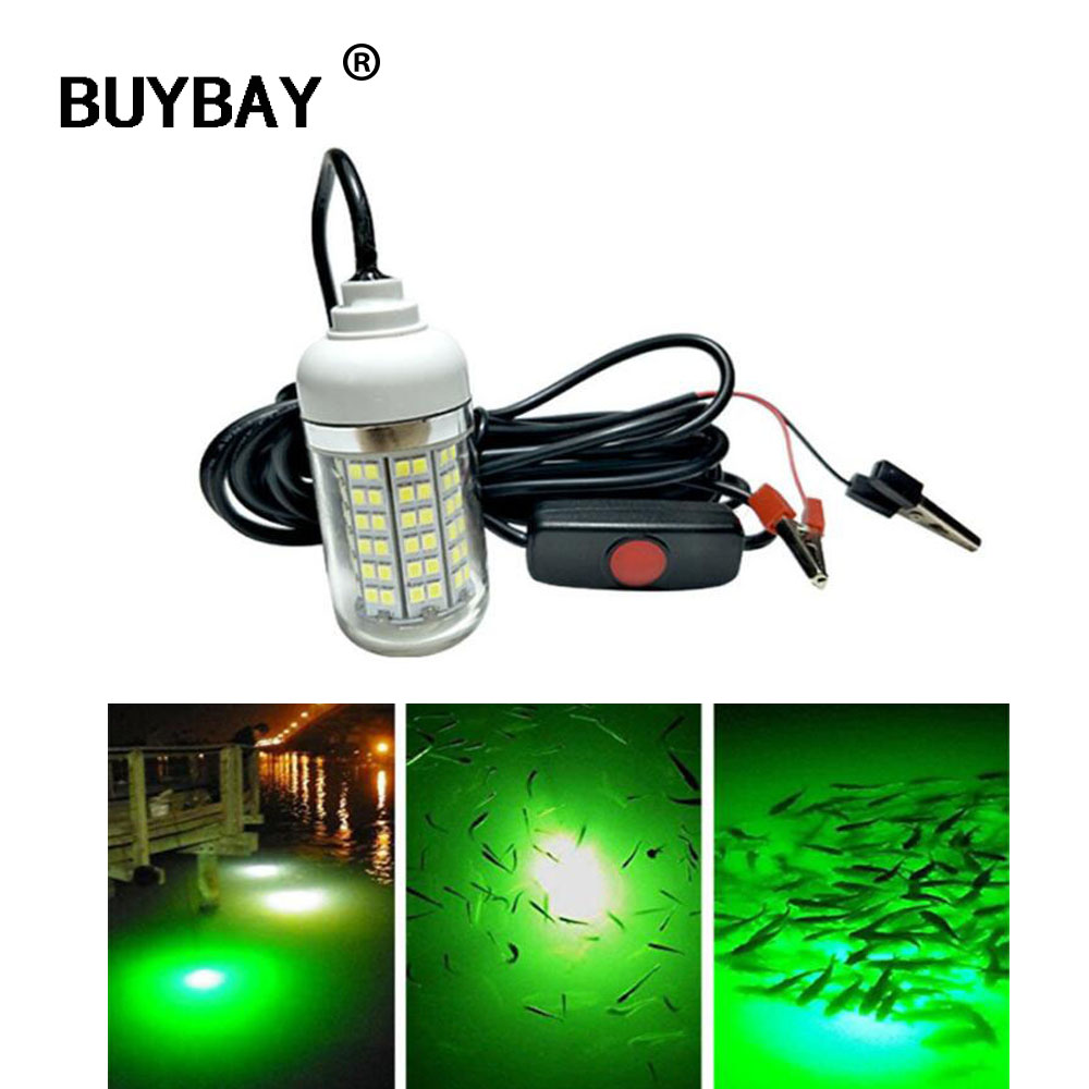 Lights & Lighting The Cheapest Price 12v 100w Led Underwater Fishing Light Fish Collection Light Ip68 Lures Fish Finder Lamp Attracts Prawns Squid Krill Super Bright
