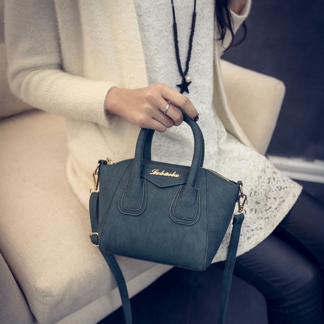 Fashion Trapeze Designer Brand Women Leather Handbag Shoulder Crossbody Bag For Women Messenger Bag Ladies Tote Female Sac A Mai