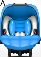 Portable Soft Comfortable Baby Basket Type Car Child Safety Seat Newborn Babies Aged 0 1 Seat