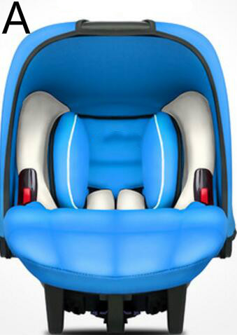 2016 Hot Sales Portable Comfortable Basket Type Car Safety Seat Newborn Babies Aged 0-2 Seat T01 free ship brand new safe neonatal basket style car seat infants handle basket seat newborn babies car safety seats free shipping