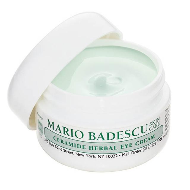 Mario Badescu Hialurónico Crema de Ojos Cuidado de La Piel para TODO Tipo de Piel 1/2 oz