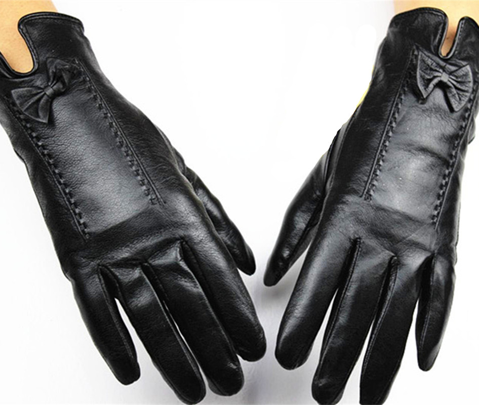 Gloves Dollar Lining Sheepskin
