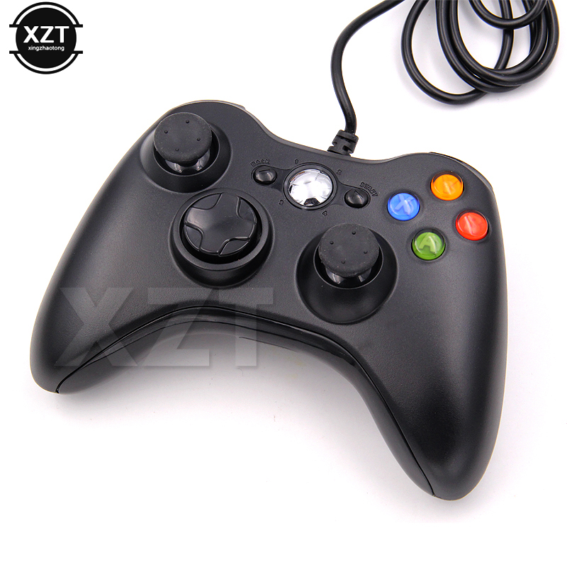 Image 4 - Newest Mini USB Wired Game Pad Joypad Gamepad Controller For Microsoft Game System Laptop For Computer Windows 7 Not for XBOX-in Gamepads from Consumer Electronics