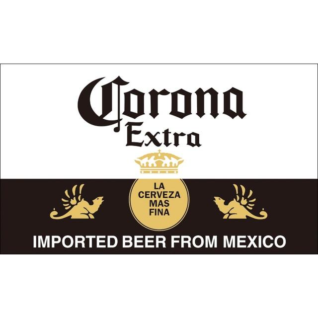 Corona Beer Flag 90x150cm 100d Polyester High Quality Flag Custom