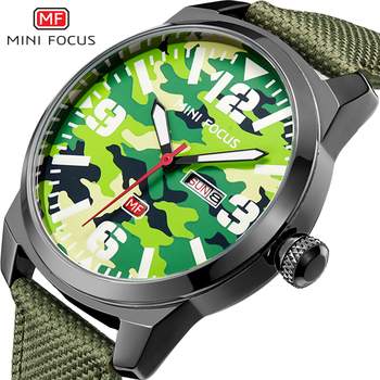 Pilot Watch Men Military Sport Army Quartz Relogio Masculino 2019 Male Watches Canvas Clock Luxury Brand Reloj Hombre 2019 Wach image