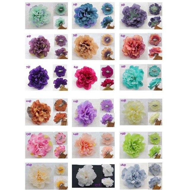18 Farben Große Ziemlich Romantische Mode Frauen Mädchen Haarschmuck ...