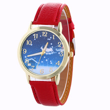 Fashion Casual Women's Quartz Wristwatch Leather Women's Bracelet Watches Dress Watch Reloj Mujer Christmas Children's Gifts