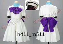 Higurashi No Naku Koro Ni Ryuuguu Rena Cosplay Costume Custom Made(China)