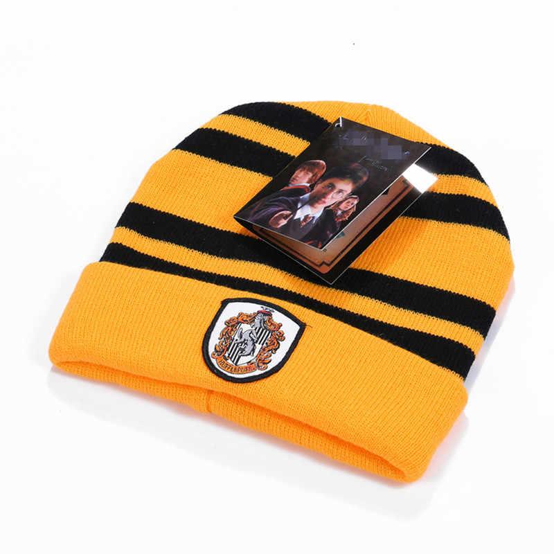 7478587e0cc ... Gorro Hat Harri Costume Potter Wool Cosplay Skullies Beanies Hats Anime  Cap Cappello One Piece Cap ...