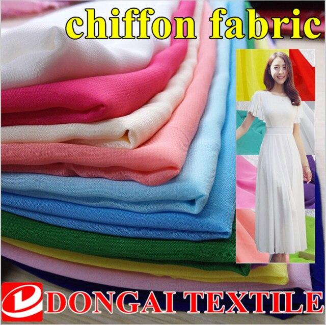 150 cm Breite Chiffon stoff weich stoff für chiffon kleid bluse skite hochzeit stoff DIY 1 meter/los