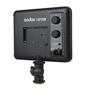 Image 4 - Godox P120C lampada da Video a Led Ultra sottile lampada da Studio a LED continua a LED con pannello per videocamera DV videocamera 3300K ~ 5600K