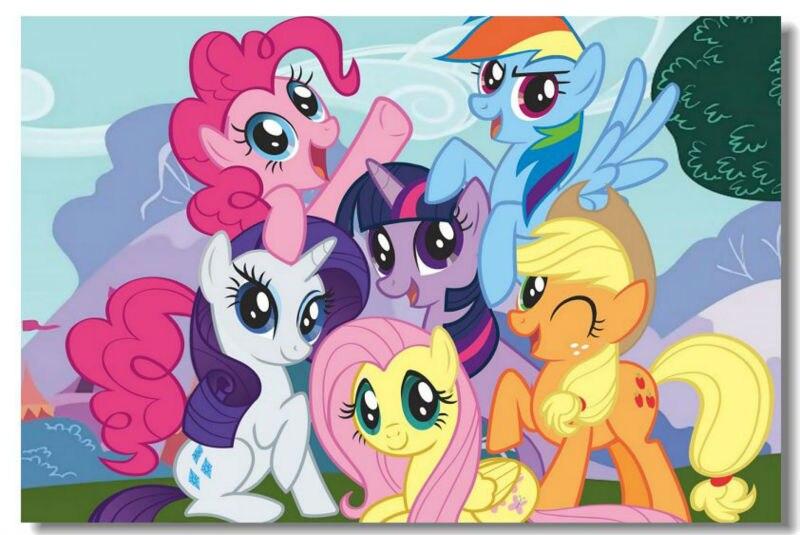 Image - German Season 3 Poster.jpg | My Little Pony Friendship is ...