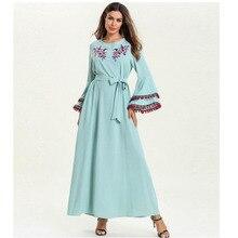 56984cffdf46d Büyük Kollu Şifon Anarkali Frocks Önlük, Müslüman Abiye Dubai balo  kıyafetleri Abaya Arap Türk Müslümanlar Hui Azınlık
