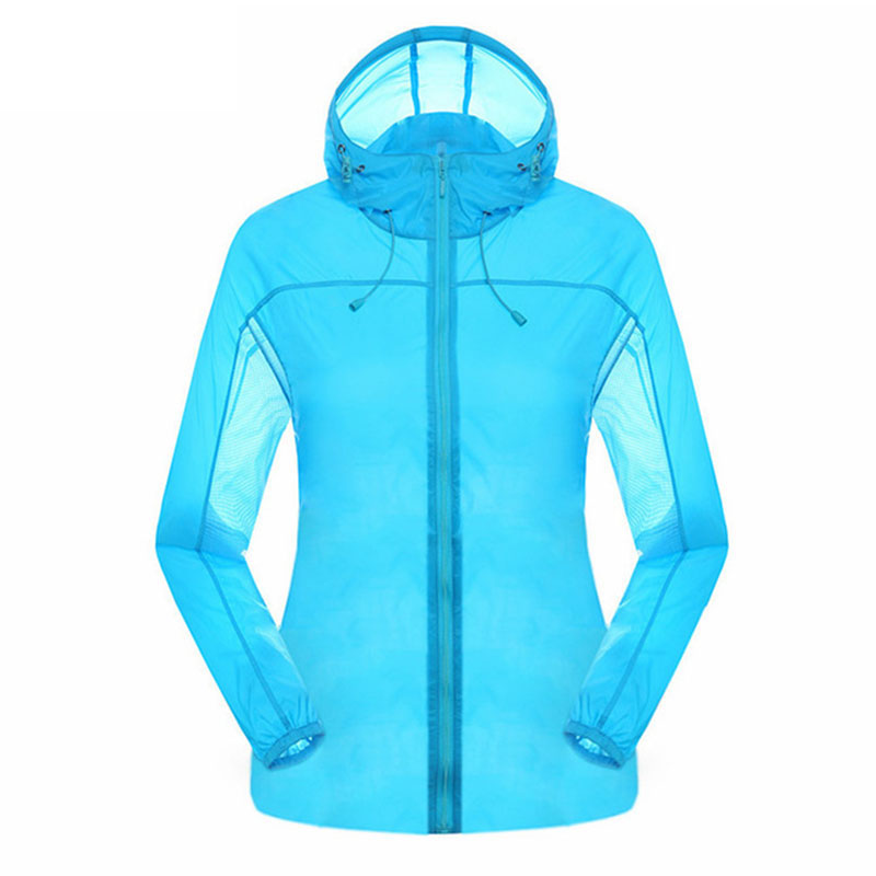 2018 New Female Fishing Jacket UV Protection Hunting Trekking Jacket Summer Women Quick Dry Outdoor Skin Jackets FRH518