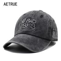 AETRUE Men Snapback Caps Women Baseball Cap Bone Hats For Men Dad Casquette Cotton Brand Casual