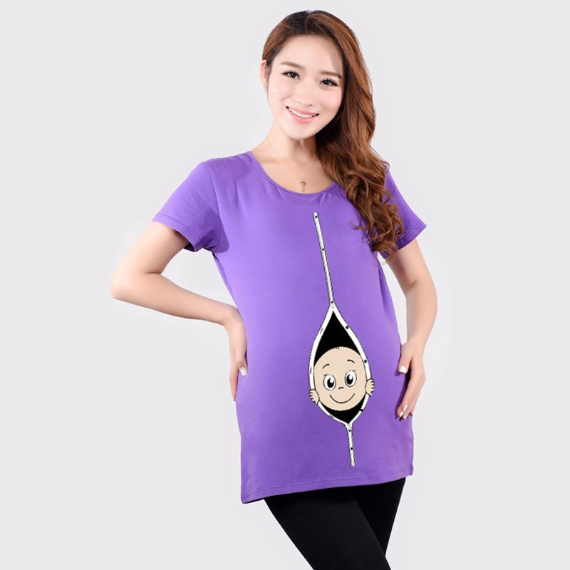 funny maternity shirts (2)