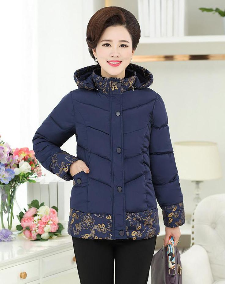 of fashionable women in the winter to keep warm white duck down cotton-padded jacket/super light ultrathin hooded jacket nights in white cotton