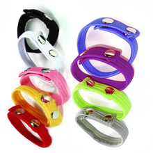 HomosexualPolyester Penis Bracelet with Attractive Sissy Strip