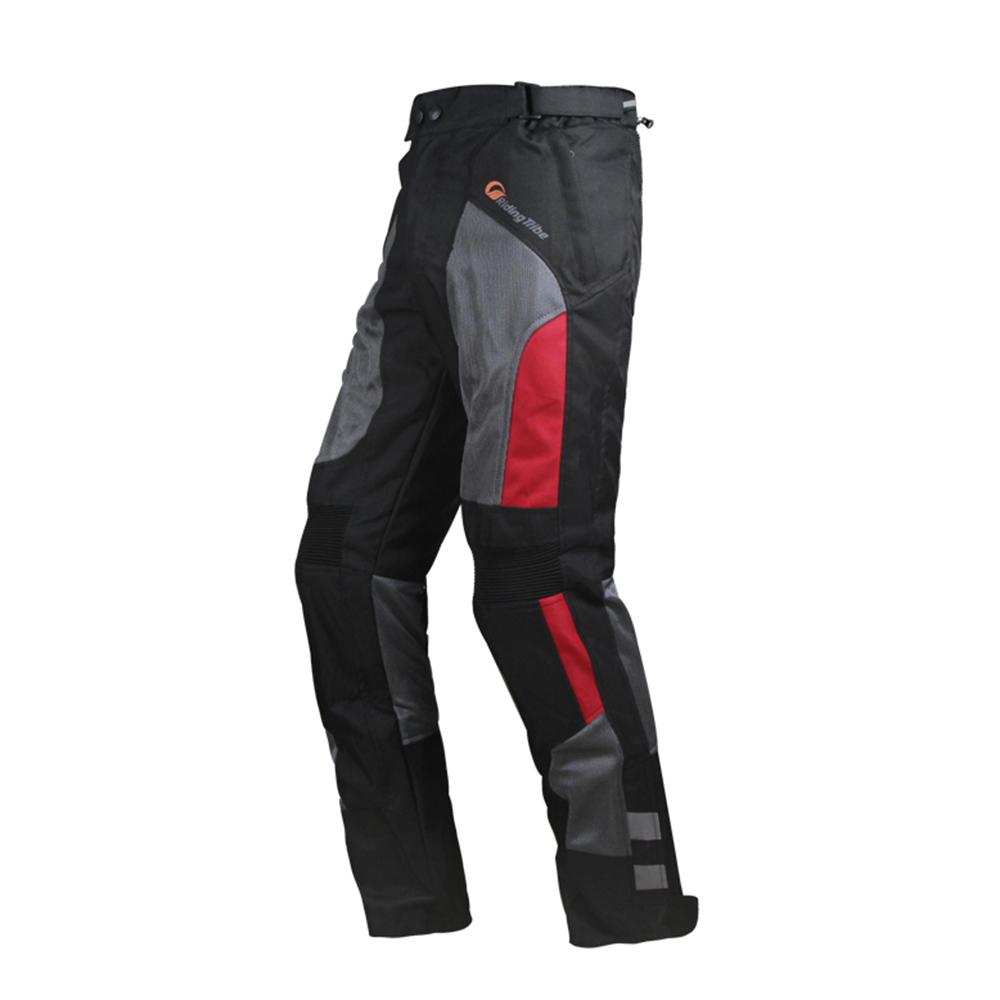 Motorcycle summer pants men mesh cloth motocross pants breathable moto Racing trousers waterproof pants Riding Tribe Brand
