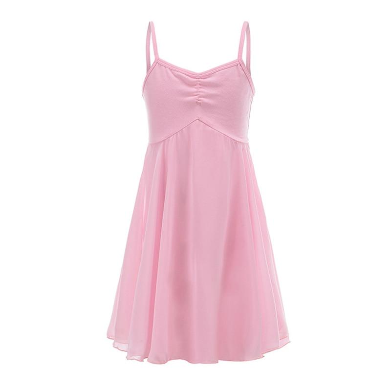 64f3b22f575eb3 Beste Kopen Ballet jurk hemdje chiffon dans rok hoge taille lyrical jurk  ballerina jurk Goedkoop