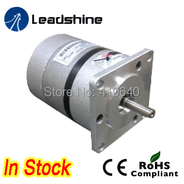 GENUINE! Leadshine BLM57050 NEMA 23 50W Brushless DC servo motor WITH Integrated 4000 PPR Incremental Encoder