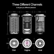 Easy Love Telescopic Masturbation Cup Inner Part Male Masturbator Interior Replacement Accessory