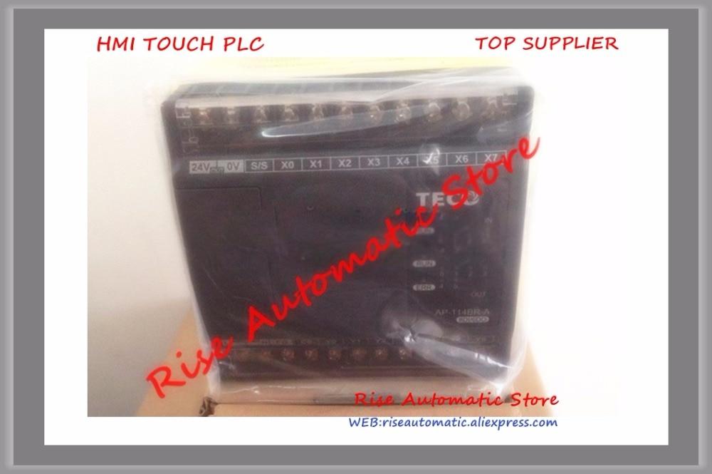 New Original PLC Programmable Logic Controller AP-114BR-A PLC 100-240VAC NPN/PNP 8 point Relay 6 point APNew Original PLC Programmable Logic Controller AP-114BR-A PLC 100-240VAC NPN/PNP 8 point Relay 6 point AP