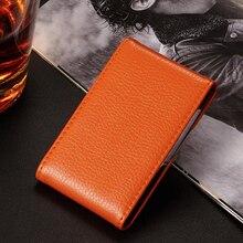 Big Capacity Business Name Card Holder Credit Card Holder Fashion Unisex Visit Card Case Metal Wallet