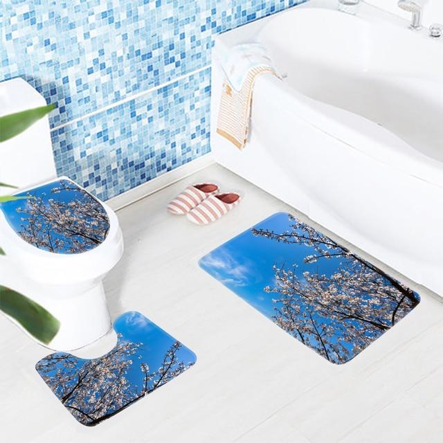 pieces p rug chesapeake ebay mat cotton khaki bathroom bath s set pebbles